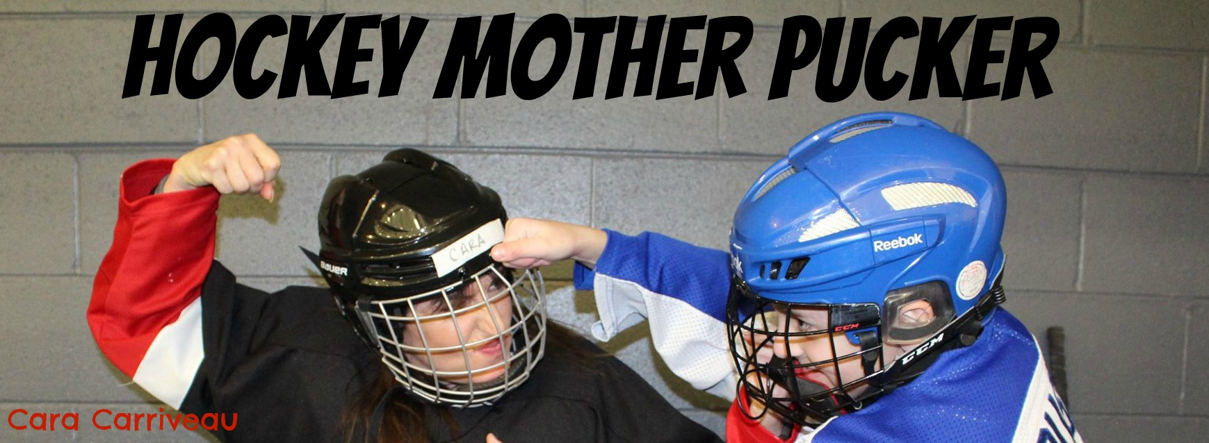 Hockey Mother Pucker